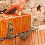 Costruzione case in muratura